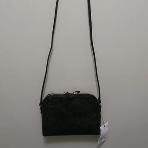 H&M Crossbody Shoulder Bag - Black - NWT